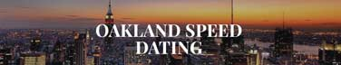 Oakland Speed Dating Logo