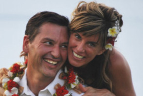 Photo of Bloved Founders Troy Pummill and Judy Day