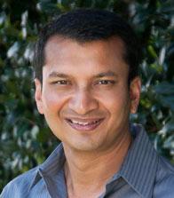 Photo of Ponder Founder Manshu Agarwal