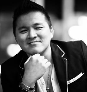 Photo of JT Tran, Founder of ABCs of Attraction