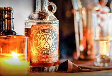 Axe and the Oak Whiskey House