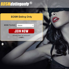 BDSM Dating Only