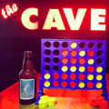 The Cave Sports Bar Logo