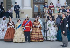 Photo of the Riverside Dickens Festival