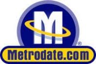 The Metrodate logo