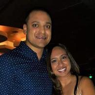 Photo of Fazeena and Robert, a Match success story