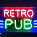 The Max Retropub Logo