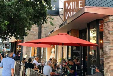 The Mile Wine Company