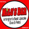 Milo's Bar Logo