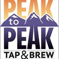 Peak to Peak Tap & Brew Logo