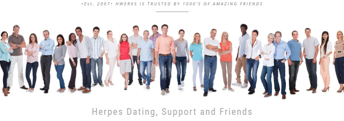 Screenshot from the Hwerks homepage