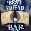 Best Friend Bar Logo