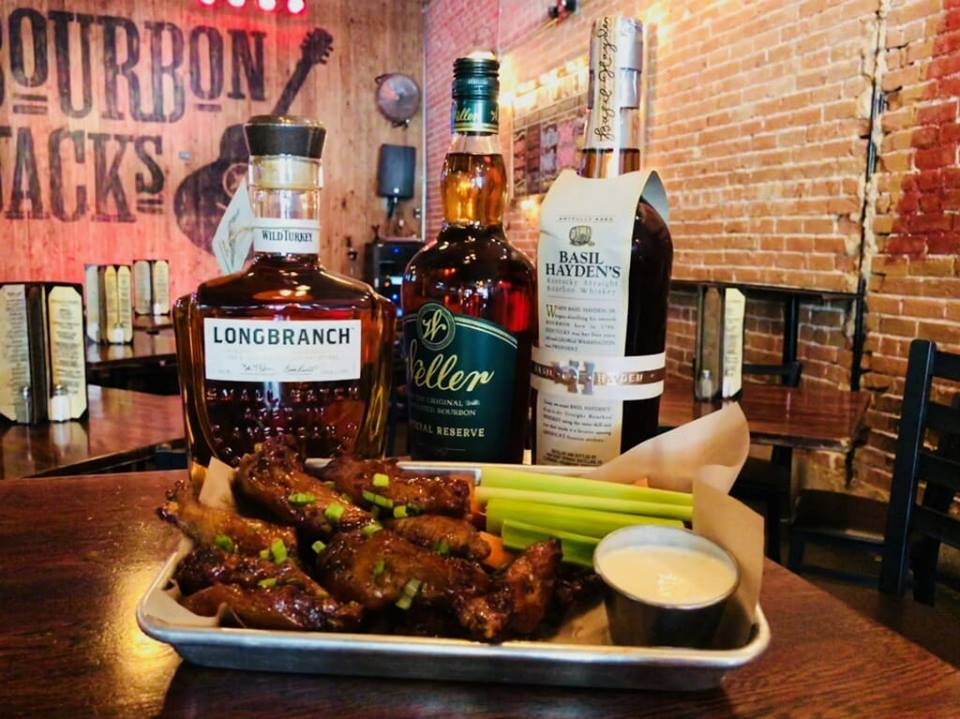 Bourbon Jacks Bar & Grill
