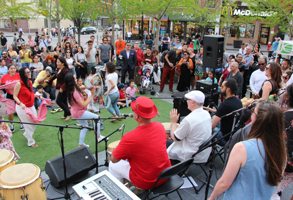 Photo of Groove on the Grove