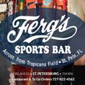 Ferg's Sports Bar & Grill Logo