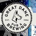 The Great Dane Pub and Brewing Company Logo