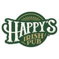 Happy's Irish Pub Logo
