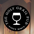 The Holy Grail Pub Logo