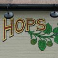 Hops Burger Bar Logo