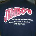 Jimbo's Bar & Grill Logo