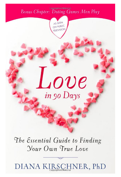 Screenshot of Love in 90 Days book cover