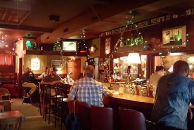 The Mason Lounge