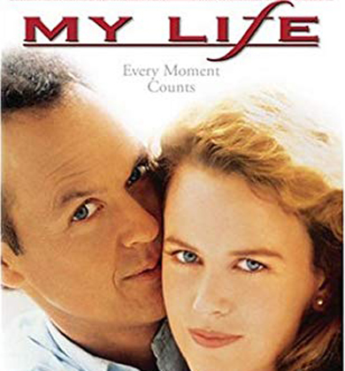 Cover of My Life movie