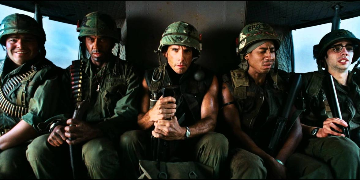 Photo from Tropic Thunder