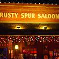 Rusty Spur Saloon Logo