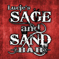 Lucie's Sage & Sand Grill  Logo