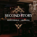 Second Story Restaurant & Liquor Bar Logo