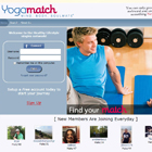 The Yoga Match