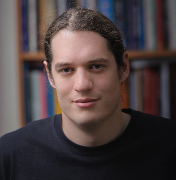Photo of Alex Brown, Co-Creator of GamerDating