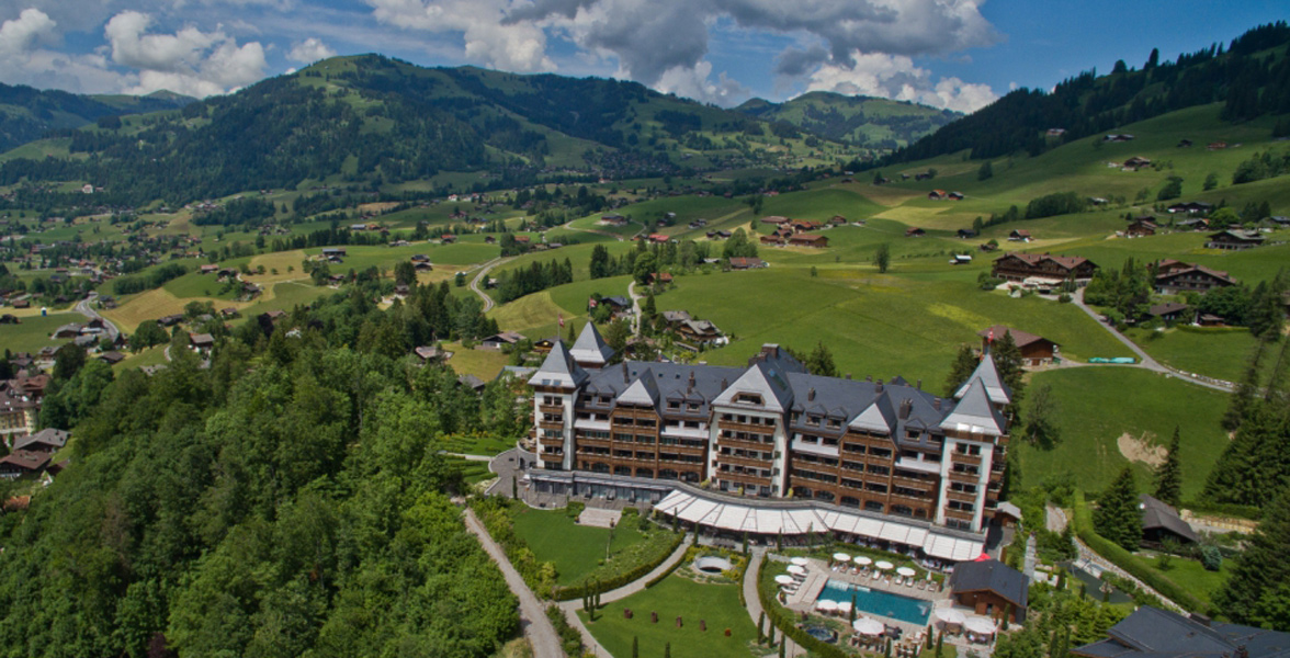 Photo of the Alpina