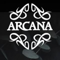 Arcana Bar and Lounge Logo