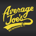 Average Joe's Sports Bar Logo