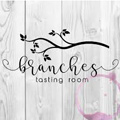 Branches Tasting Room Logo