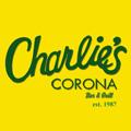 Charlie's Corona Bar & Grill Logo