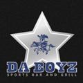 Da Boyz Sports Bar and Grill Logo