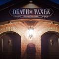Death & Taxes Provisions & Spirits Logo