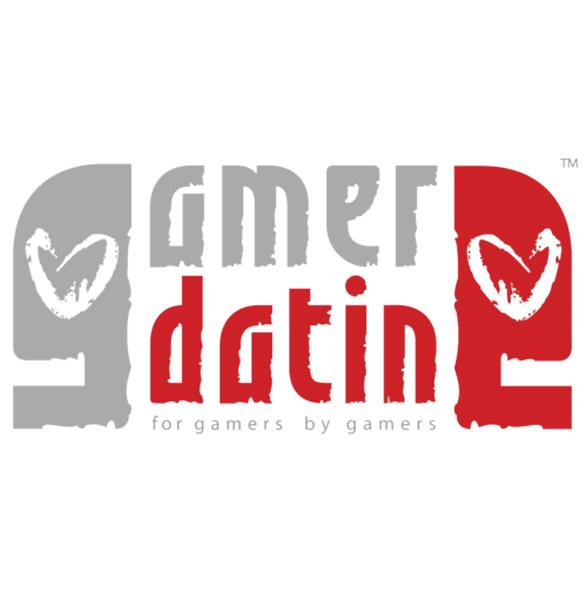 The GamerDating logo