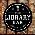 Library Bar Lubbock Logo