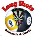 LongShots Billiards & Darts Logo