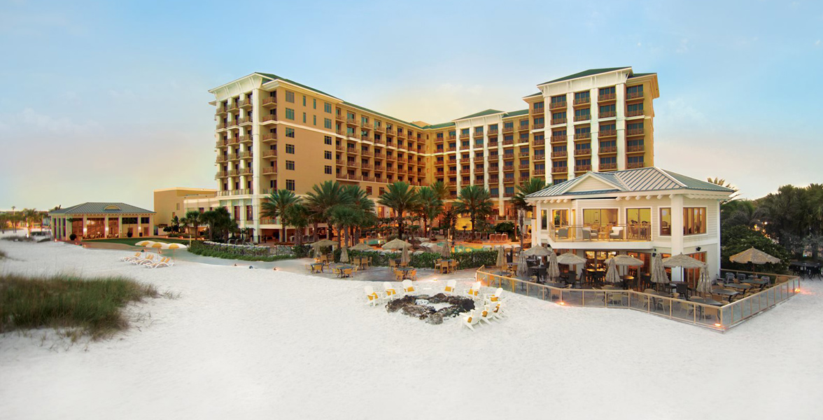 Photo of Sandpearl Resort in Clearwater Beach