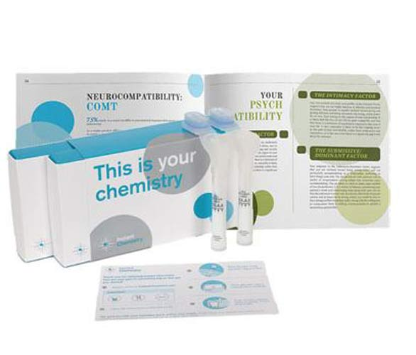 The Instant Chemistry testing kit