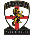 Poole's Public House (North) Logo