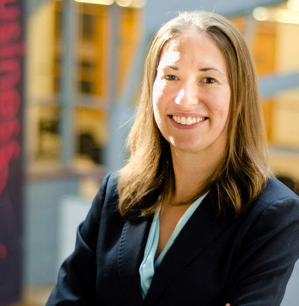 Photo of Sara Seabrooke, Chief Science Officer of Instant Chemistry