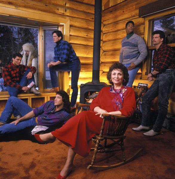 Photo of Susie Carter of Alaska Men