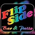 Flip Side Bar & Patio Logo