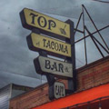 Top of Tacoma Bar & Café Logo